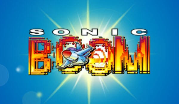 Boom With Sonic Boom